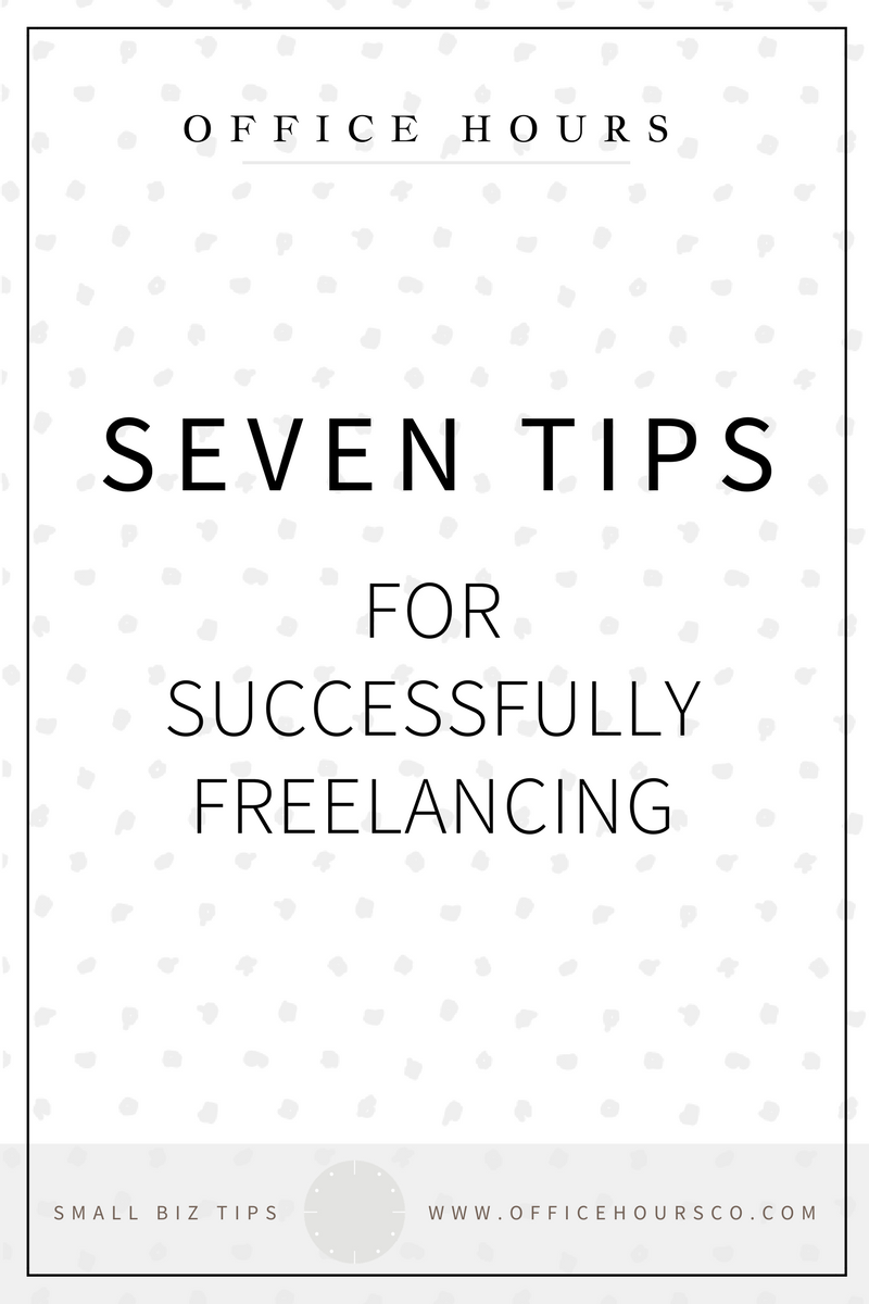 In order to be a freelancer who's successful and sought-after, consider these helpful steps that will get you from sipping coffee at your office job to brewing it yourself at home.